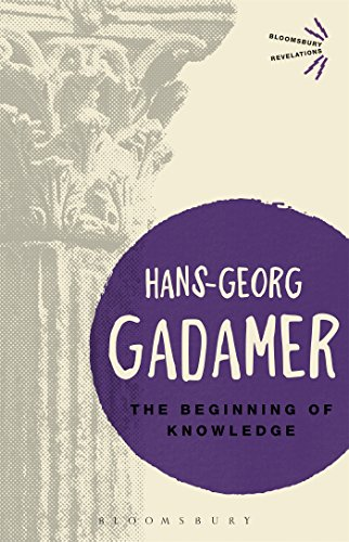 The Beginning of Knowledge (Bloomsbury Revelations)
