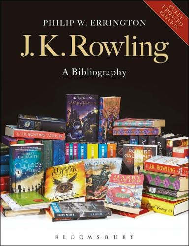 9781474297257: J.K. Rowling: A Bibliography: Updated Edition