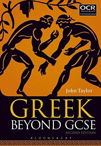 9781474299756: Greek Beyond GCSE
