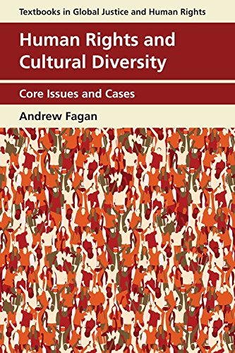 9781474401180: Human Rights and Cultural Diversity: Core Issues and Cases (Textbooks in Global Justice and Human Rights)