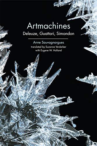 9781474402545: Artmachines: Deleuze, Guattari, Simondon