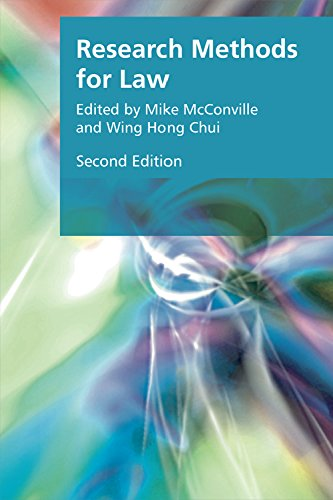 9781474403214: Research Methods for Law (Research Methods for the Arts and Humanities)