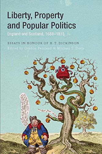 9781474405676: Liberty, Property and Popular Politics: England and Scotland, 1688-1815. Essays in Honour of H. T. Dickinson
