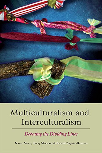 9781474407090: Multiculturalism and Interculturalism: Debating the Dividing Lines