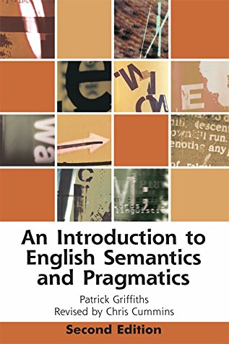 9781474412810: An Introduction to English Semantics and Pragmatics