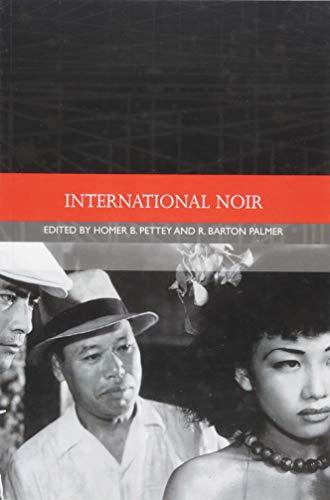 9781474413084: International Noir (Traditions in World Cinema EUP)