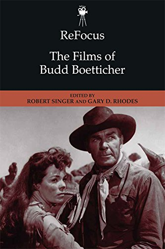 9781474419031: ReFocus: The Films of Budd Boetticher