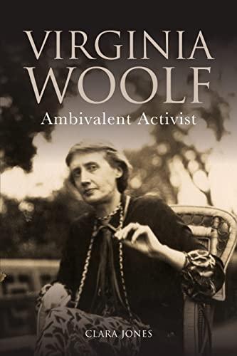 9781474423168: Virginia Woolf: Ambivalent Activist
