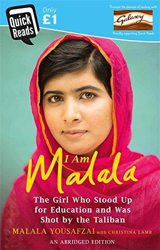 I am Malala Abridged Quick Reads Edition: Yousafzai, Malala, Lamb,