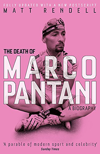 9781474600774: The Death of Marco Pantani: A Biography