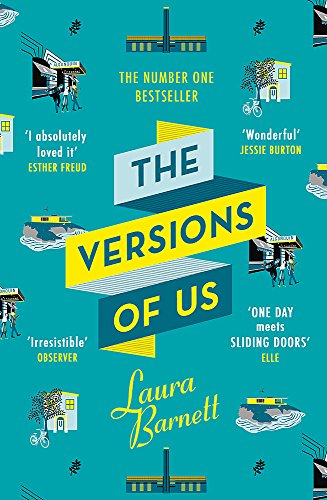 9781474600897: The Versions of Us: The Number One bestseller