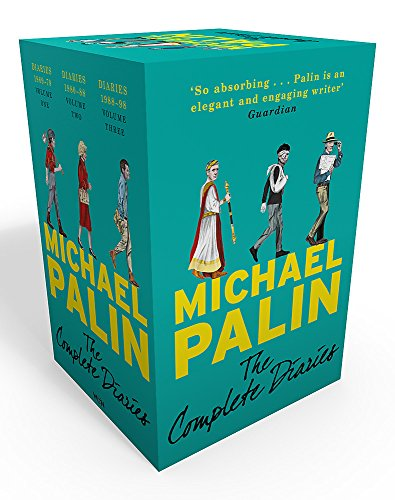 9781474601702: The Complete Michael Palin Diaries