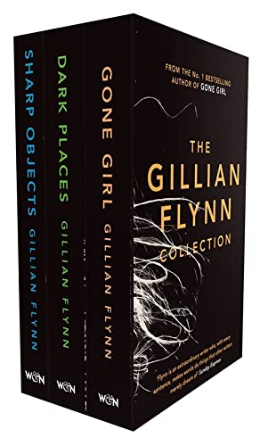9781474601962: The Gillian Flynn Collection: Sharp Objects, Dark Places, Gone Girl