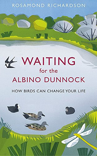 9781474603003: Waiting for the Albino Dunnock: How birds can change your life