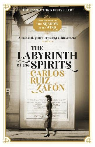 9781474606219: The Labyrinth of the Spirits: From the bestselling author of The Shadow of the Wind (Cemetery of Forgotten Books 4)