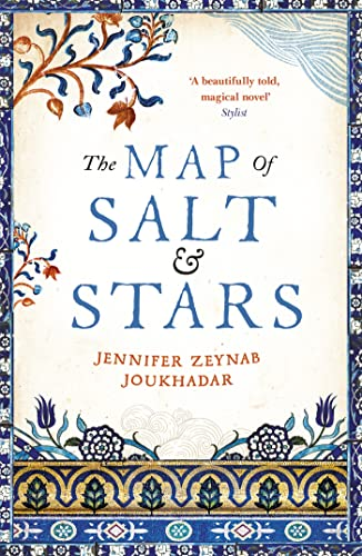 9781474606776: The Map of Salt and Stars