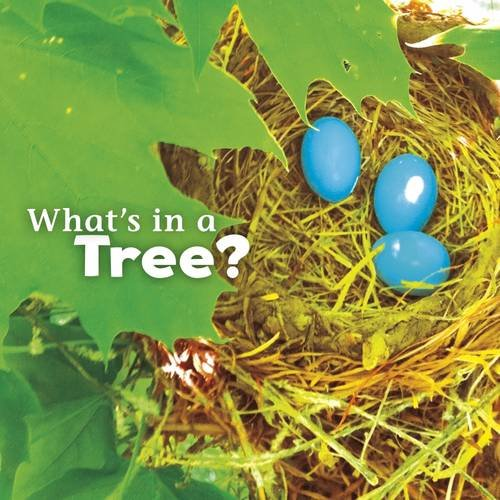 What's in a Tree? (What's In There?): Rustad, Martha E. H.