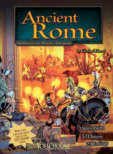 9781474706483: Ancient Rome (You Choose: You Choose: Historical Eras)