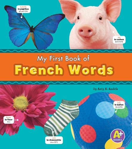 French Words (Bilingual Picture Dictionaries): Kudela, Katy R.
