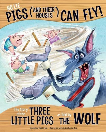 9781474710121: No Lie, Pigs (and Their Houses) Can Fly! (Nonfiction Picture Books: The Other Side of the Story)