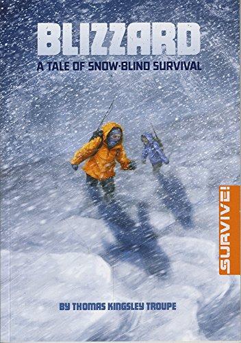 9781474710459: Blizzard: A Tale of Snow-Blind Survival (Survival Stories: Survive!)