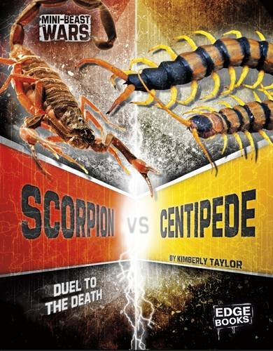 Scorpion vs Centipede: Duel to the Death (Mini-Beast Wars): Kimberly Feltes Taylor