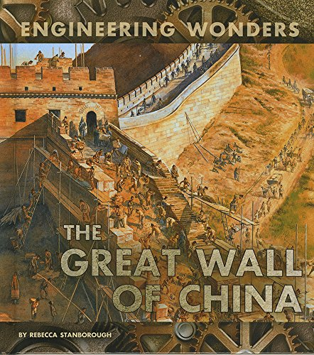 9781474711791: The Great Wall of China (Fact Finders: Engineering Wonders)
