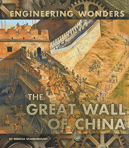 9781474711838: The Great Wall of China (Fact Finders: Engineering Wonders)