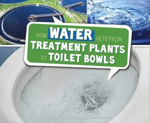 9781474713207: How Water Gets from Treatment Plants to Toilet Bowls (Pebble Plus: Here to There)