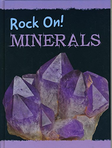 9781474714068: Minerals (Raintree Perspectives: Rock On!)