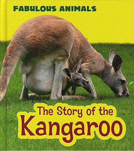9781474714518: The Story of the Kangaroo (Young Explorer: Fabulous Animals)