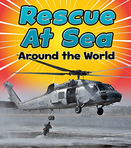 9781474715348: Rescue at Sea Around the World (Read and Learn: To The Rescue!)