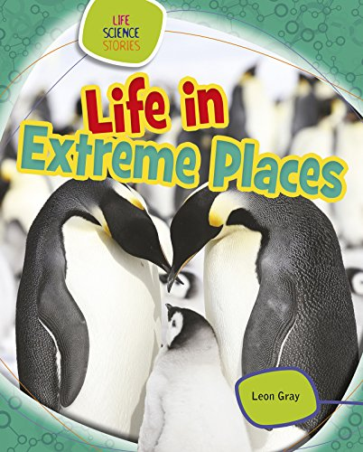 9781474715829: Life in Extreme Places (Life Science Stories)