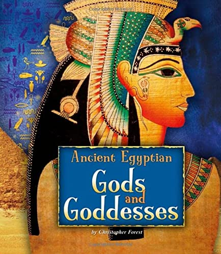 9781474717311: Ancient Egyptian Gods and Goddesses (Fact Finders: Ancient Egyptian Civilization)