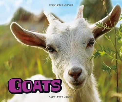 9781474719049: Goats (Pebble Plus: Farm Animals)