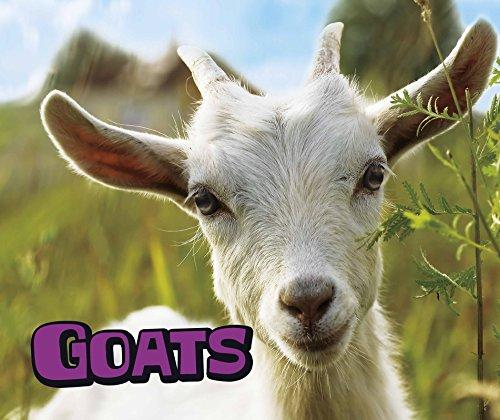 9781474719162: Goats (Pebble Plus: Farm Animals)