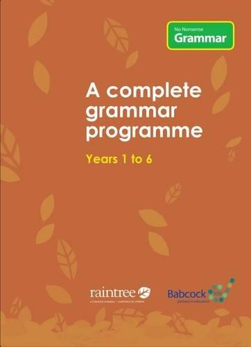 No Nonsense Grammar: A Complete Grammar Programme (Paperback): Babcock LDP