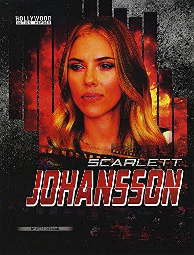9781474723381: Scarlett Johansson (Edge Books: Hollywood Action Heroes)