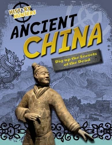 Ancient China (Edge Books: History Hunters): Spilsbury, Louise