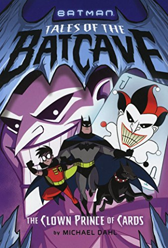 9781474729116: The Clown Prince of Cards (DC Super Heroes: Batman Tales of the Batcave)