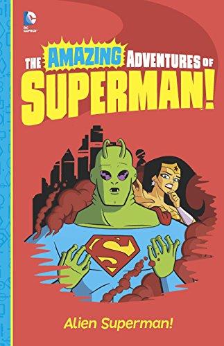 9781474729161: Alien Superman! (Amazing Adventures of Superman!)