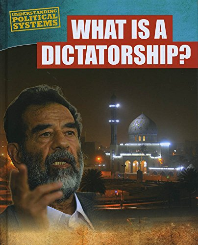 9781474731119: What Is a Dictatorship? (Understanding Political Systems)