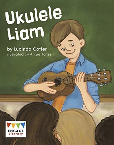 Ukulele Liam (Paperback): Lucinda Cotter