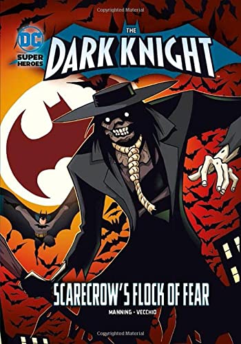 9781474732918: Scarecrow's Flock of Fear (DC Super Heroes: The Dark Knight)