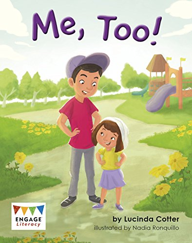 9781474739139: Me Too! (Engage Australia: Engage Literacy Gold)