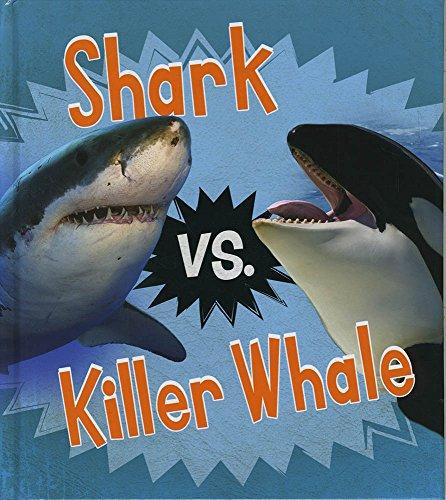 9781474744508: Shark vs. Killer Whale (Read and Learn: Animal Rivals)