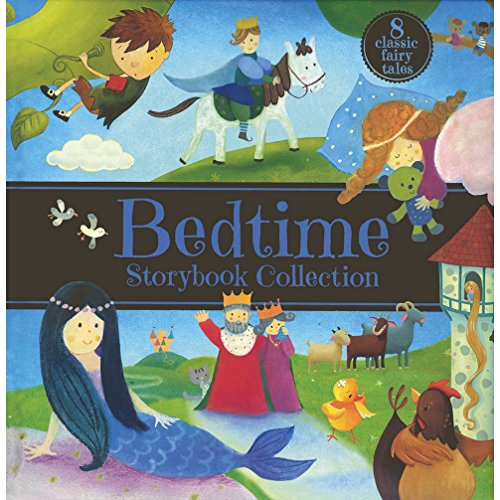 9781474800563: Goodnight Stories: 8 Classic Fairy Tales