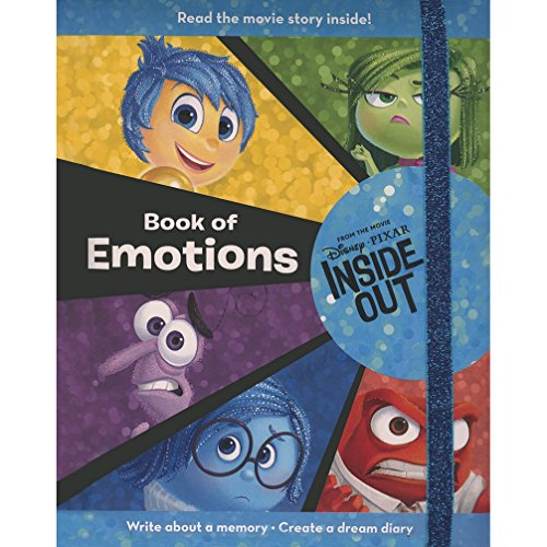 9781474800624: Disney Pixar Inside Out Book of Emotions