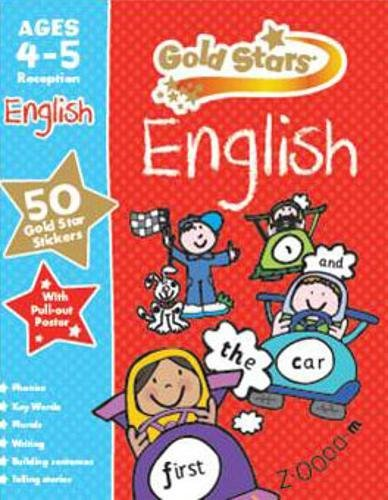 9781474801836: Gold Stars English Ages 4-5 Reception