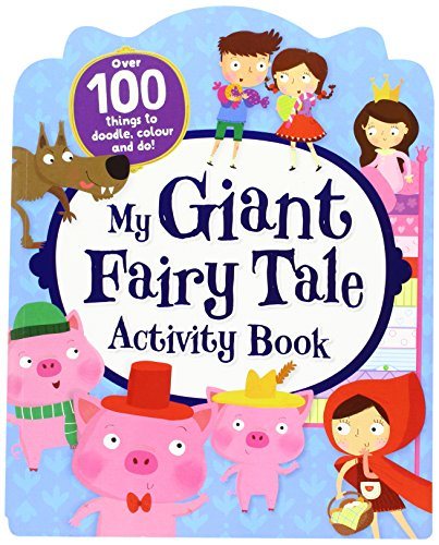 9781474802666: My Giant Fairy Tales Activity Book
